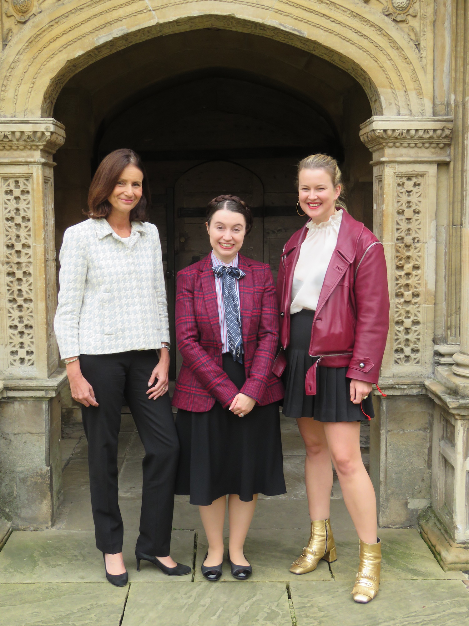 Cbi Chief And Fashion Designer Inspire At Women In Economics Day Gonville Caius