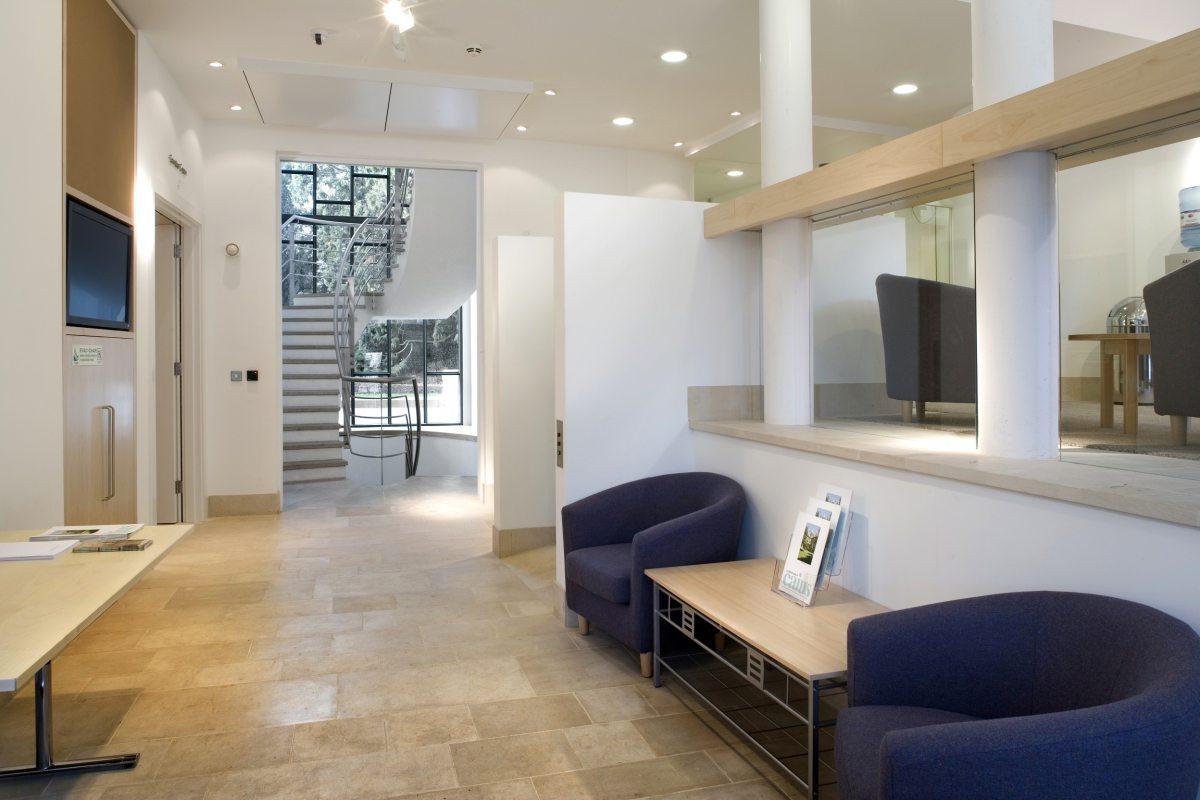 Cavonius Centre - lounge