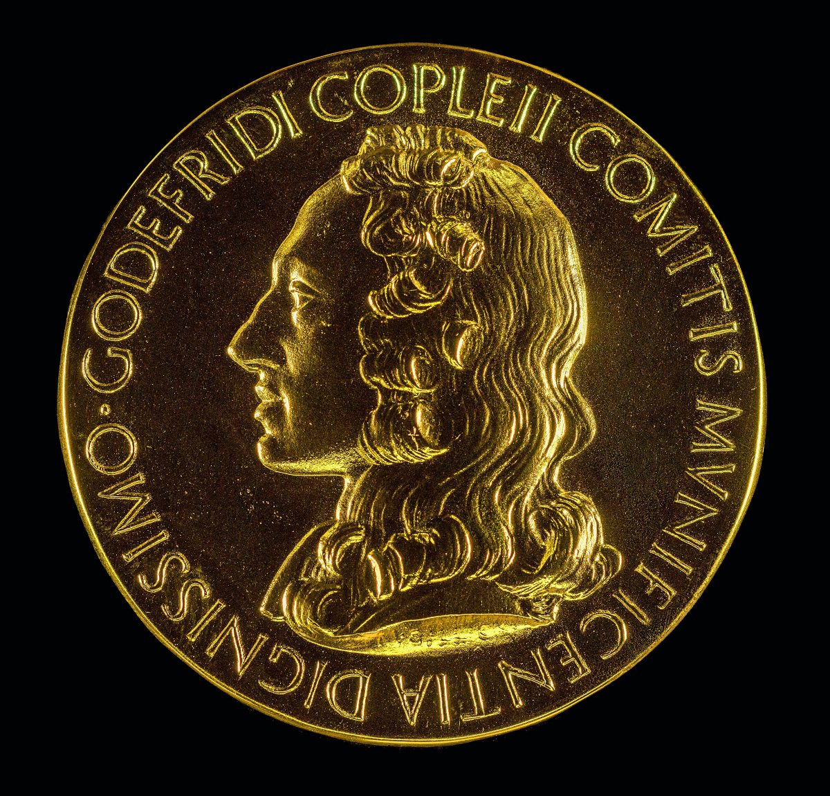 The Royal Society's Copley Medal