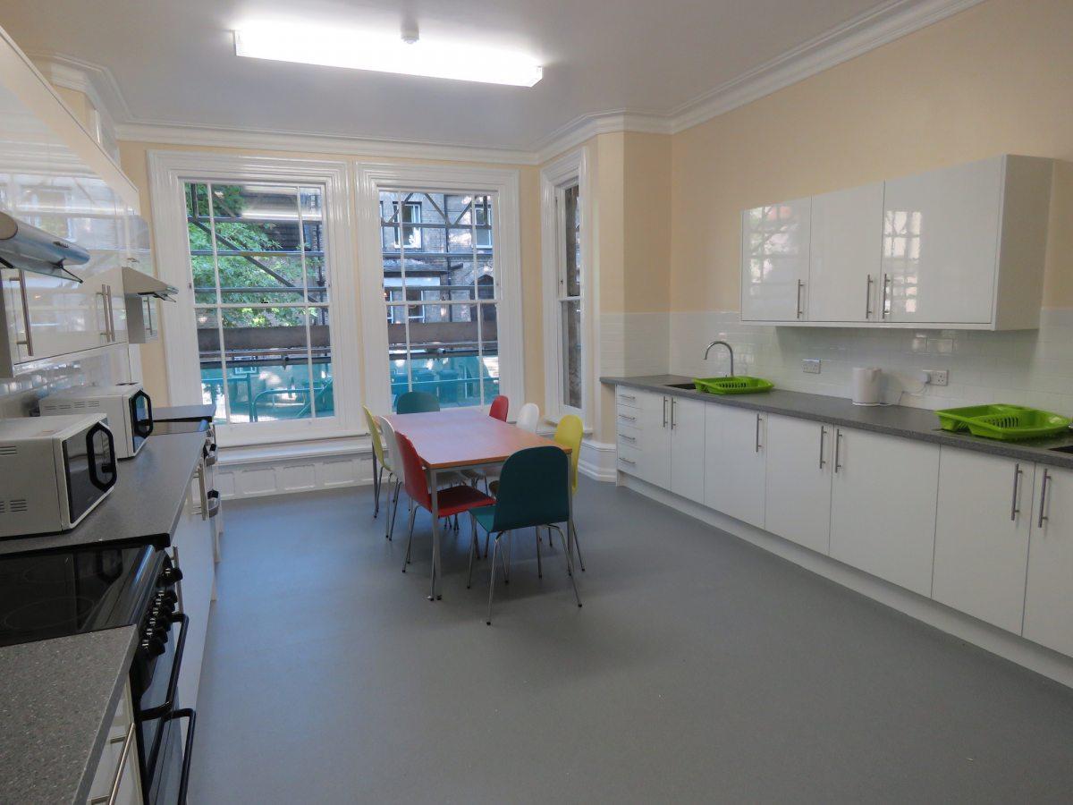 Kitchen, Harvey road
