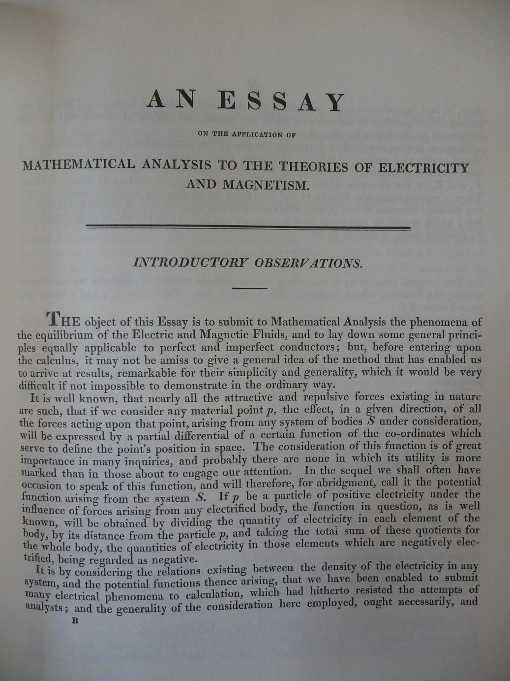 The introduction to the published essay.