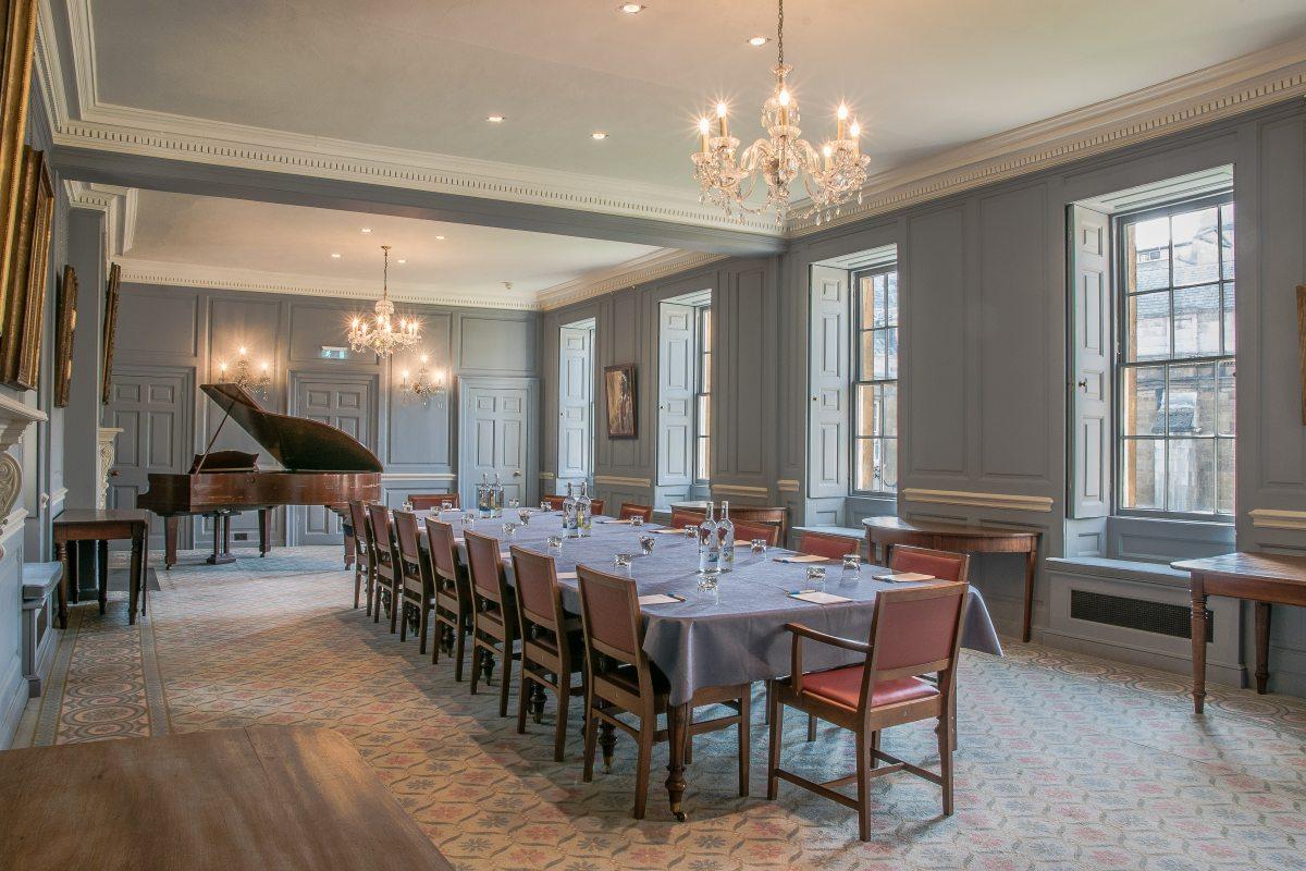 Senior Parlour - boardroom style