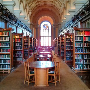 By Here Pay Here >> Library | Gonville & Caius